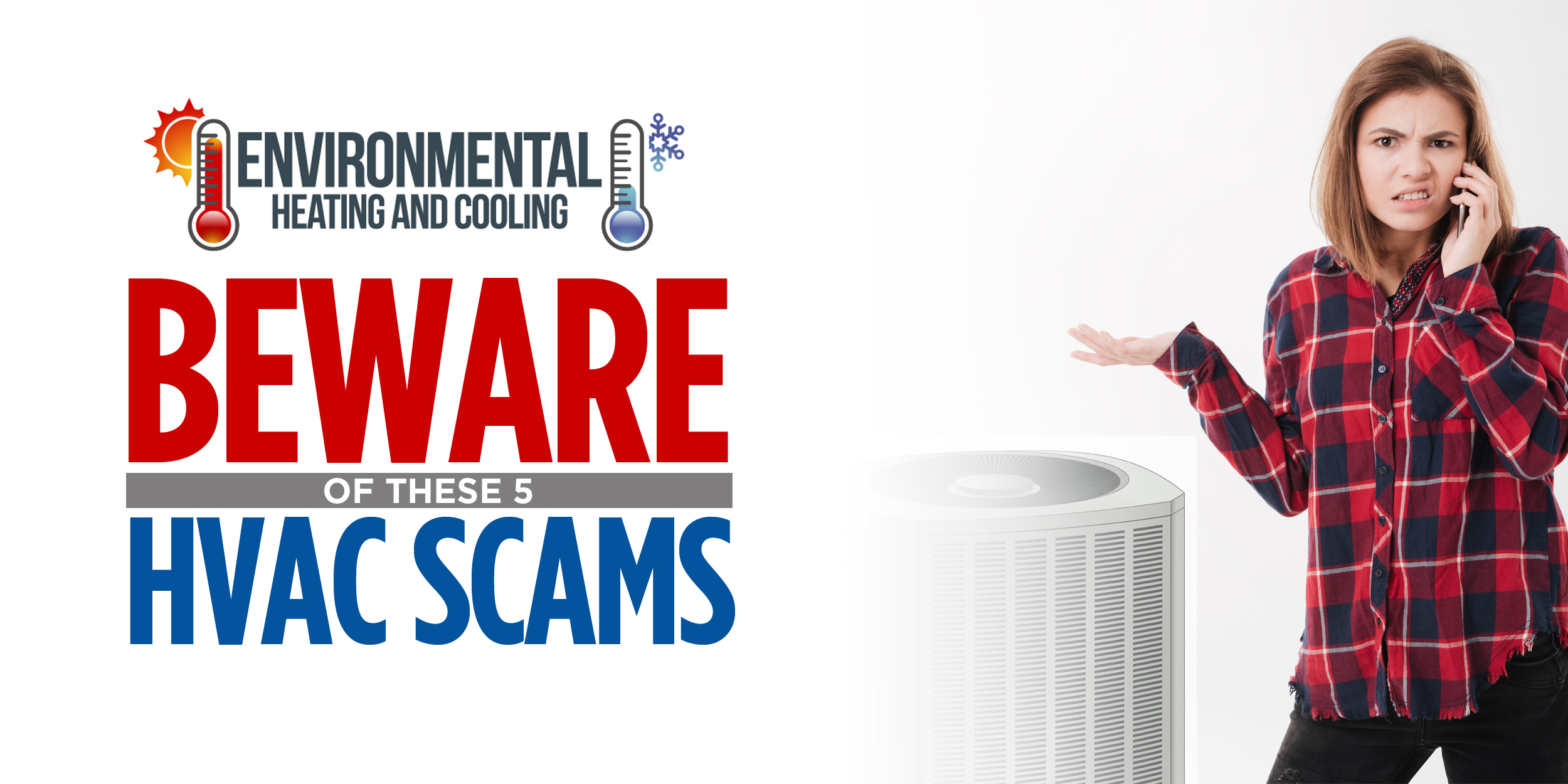 Beware of These 5 HVAC Scams