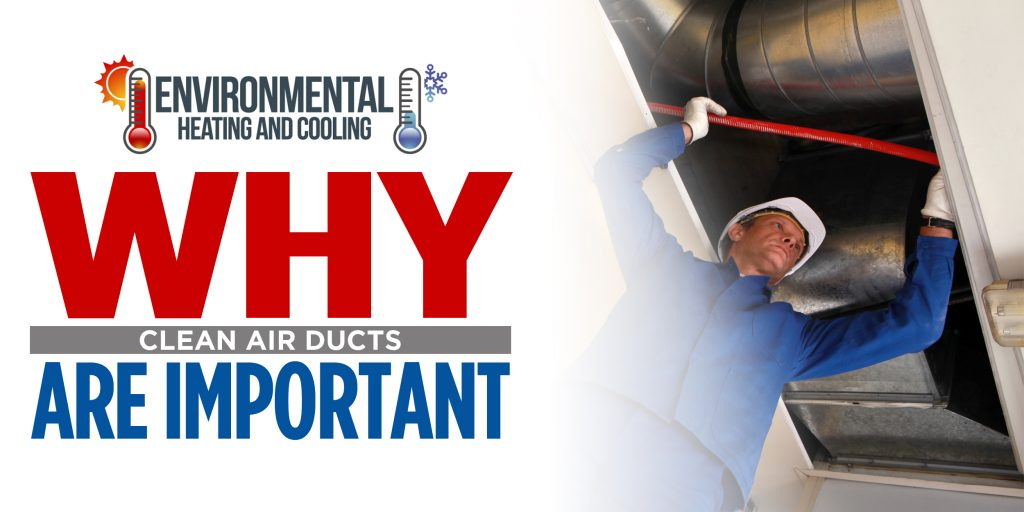 Why Clean Air Ducts Are Important