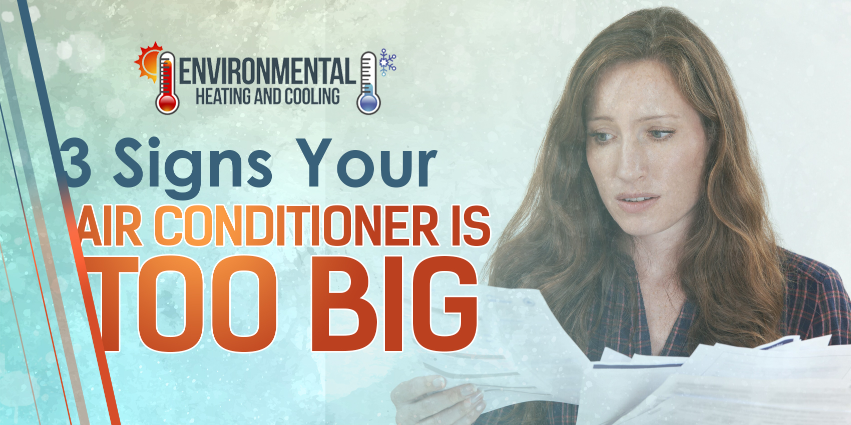 3 Signs Your Air Conditioner is Too Big