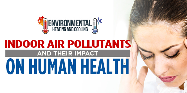 Indoor Air Pollutants and Their Impact to Human Health