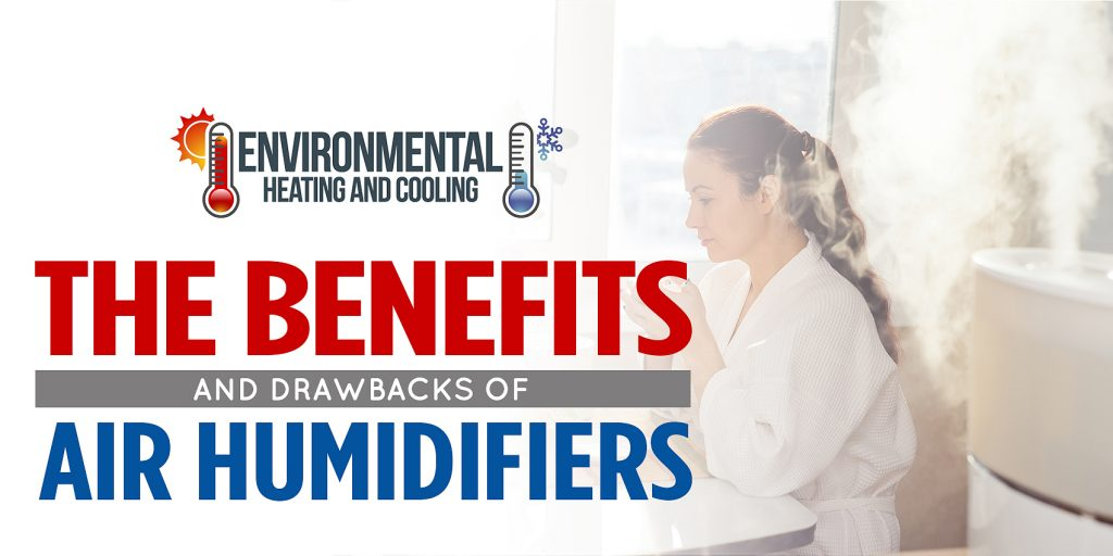 The Benefits and Drawbacks of Air Humidifiers
