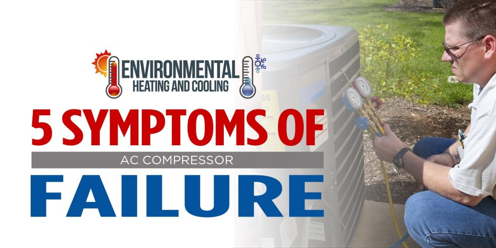 5 Symptoms of AC Compressor Failure