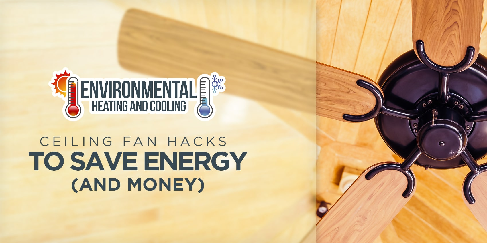 Ceiling Fan Hacks To Save Energy (And Money)