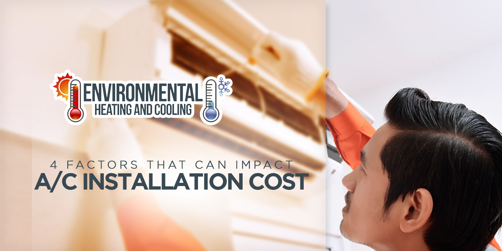 4 Factors That Can Impact A/C Installation Cost