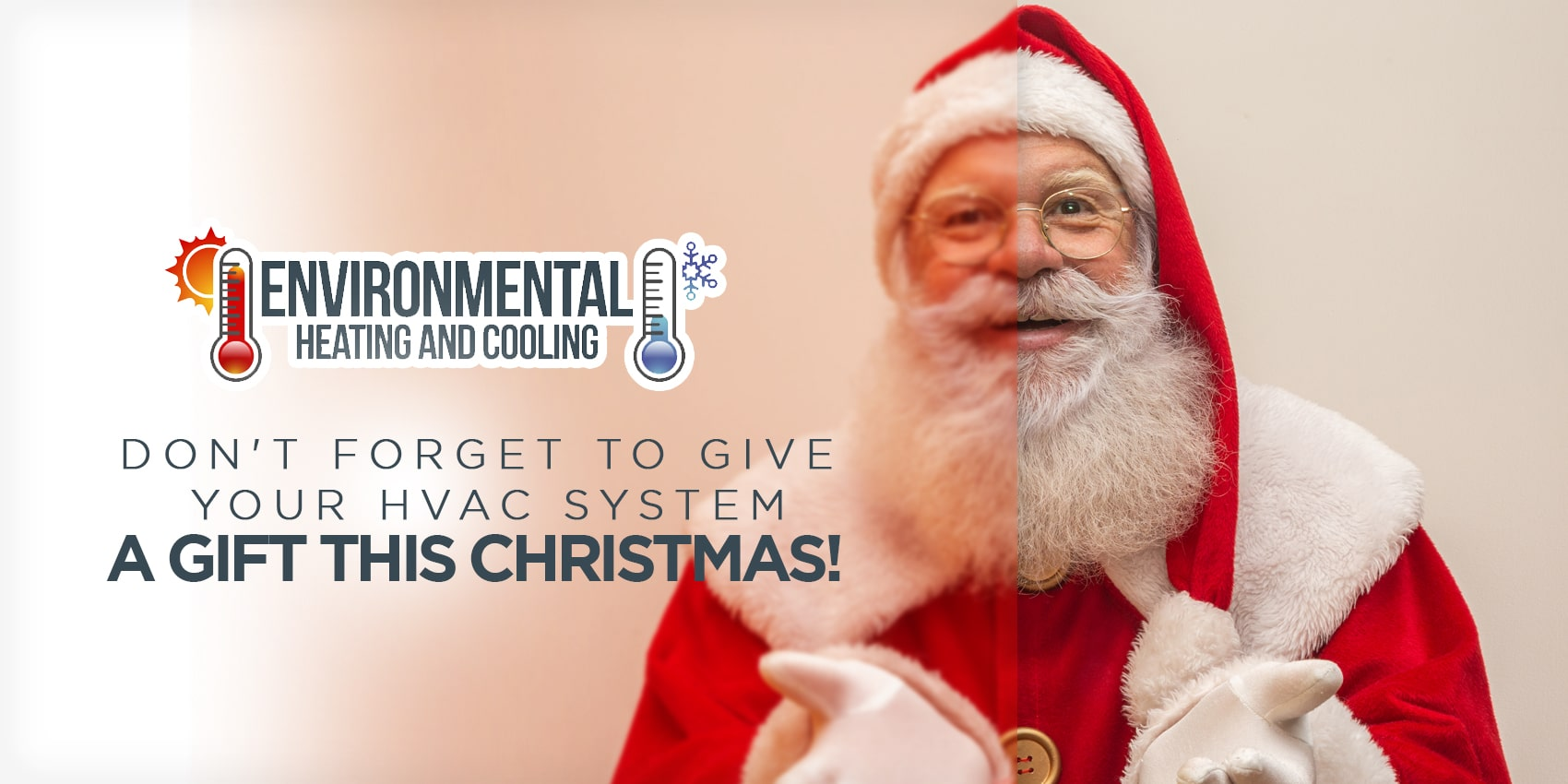 Don't Forget to Give Your HVAC System a Gift This Christmas!