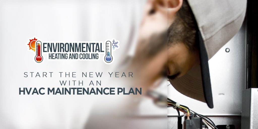 Start the New Year with an HVAC Maintenance Plan